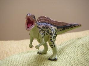 たのもしい恐竜