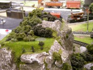 有馬玩具博物館の巨大レイアウト(3)