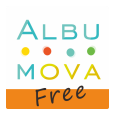 ALBUMova(無料版)